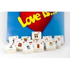 НАБОР «LOVE IS...»
